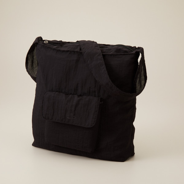 【EARTHMADE】RIPSTOP POCKET SHOULDER BLACK
